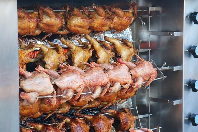 grilled-chicken-412365_640