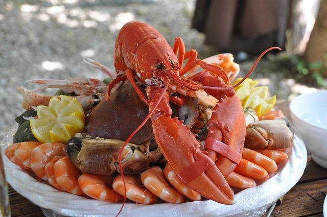 seafood-platter-1232389_640