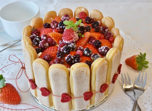 strawberry-pie-3140025_640